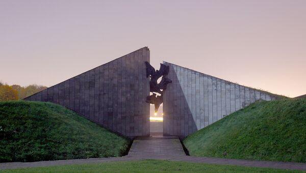 Мемориал Маарьямяэ в Таллине. Архивное фото