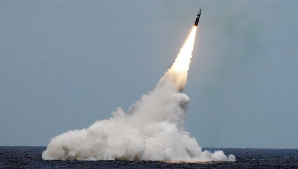 Пуск американской ракеты. Архивное фото