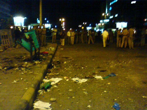 Теракт в Дели