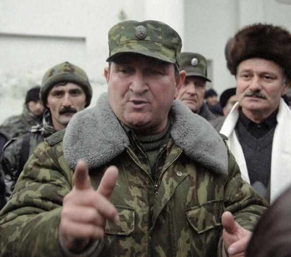 Геннадий Трошев. Архив