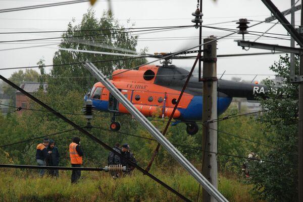 В Перми потерпел катастрофу пассажирский самолет Boeing-737-500