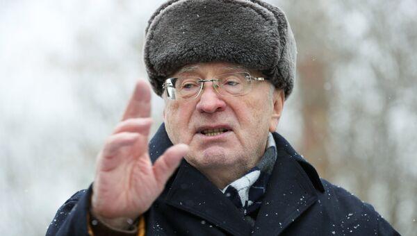 Владимир Жириновский. 13 января 2018