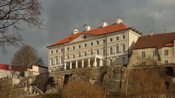 Дом правительства Эстонии