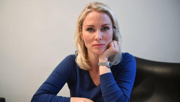 Екатерина Гордон. Архивное фото