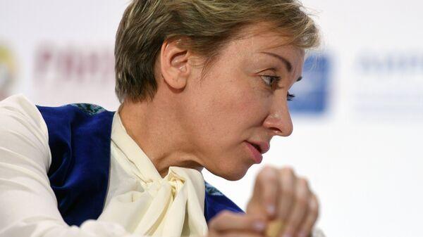 Заместитель председателя Центрального банка Российской Федерации Ольга Скоробогатова