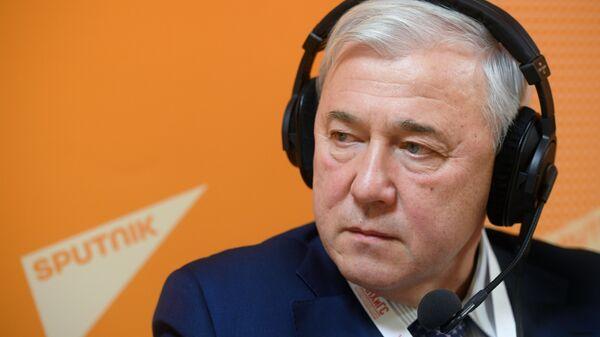 Председатель комитета Госдумы РФ  по финансовому рынку Анатолий Аксаков