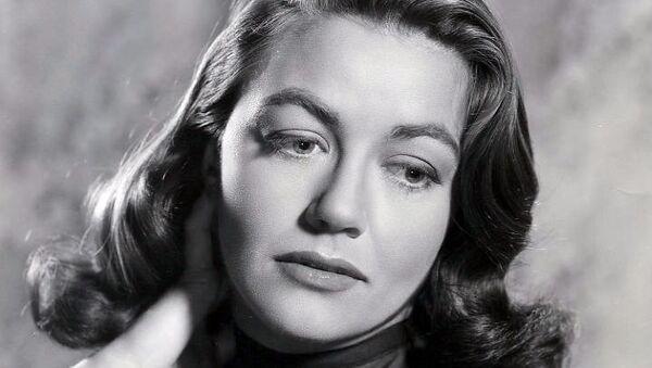 Актриса Дороти Мэлоун. Архивное фото
