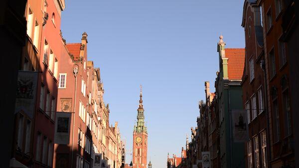 Города мира. Гданьск. Архивное фото
