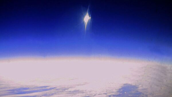 Озоновый слой Земли. Архив