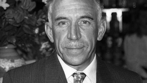 Актер Александр Пашутин. Архивное фото
