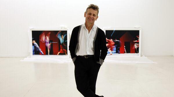 Михаил Барышников на фотовыставке Dance This Way в Майами