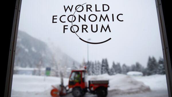 Всемирный экономический форум в швейцарском Давосе