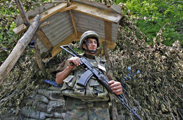 Грузинские военные