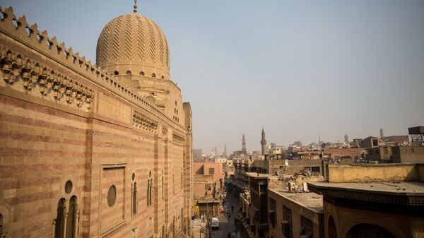 Мечеть в Старом городе Каира