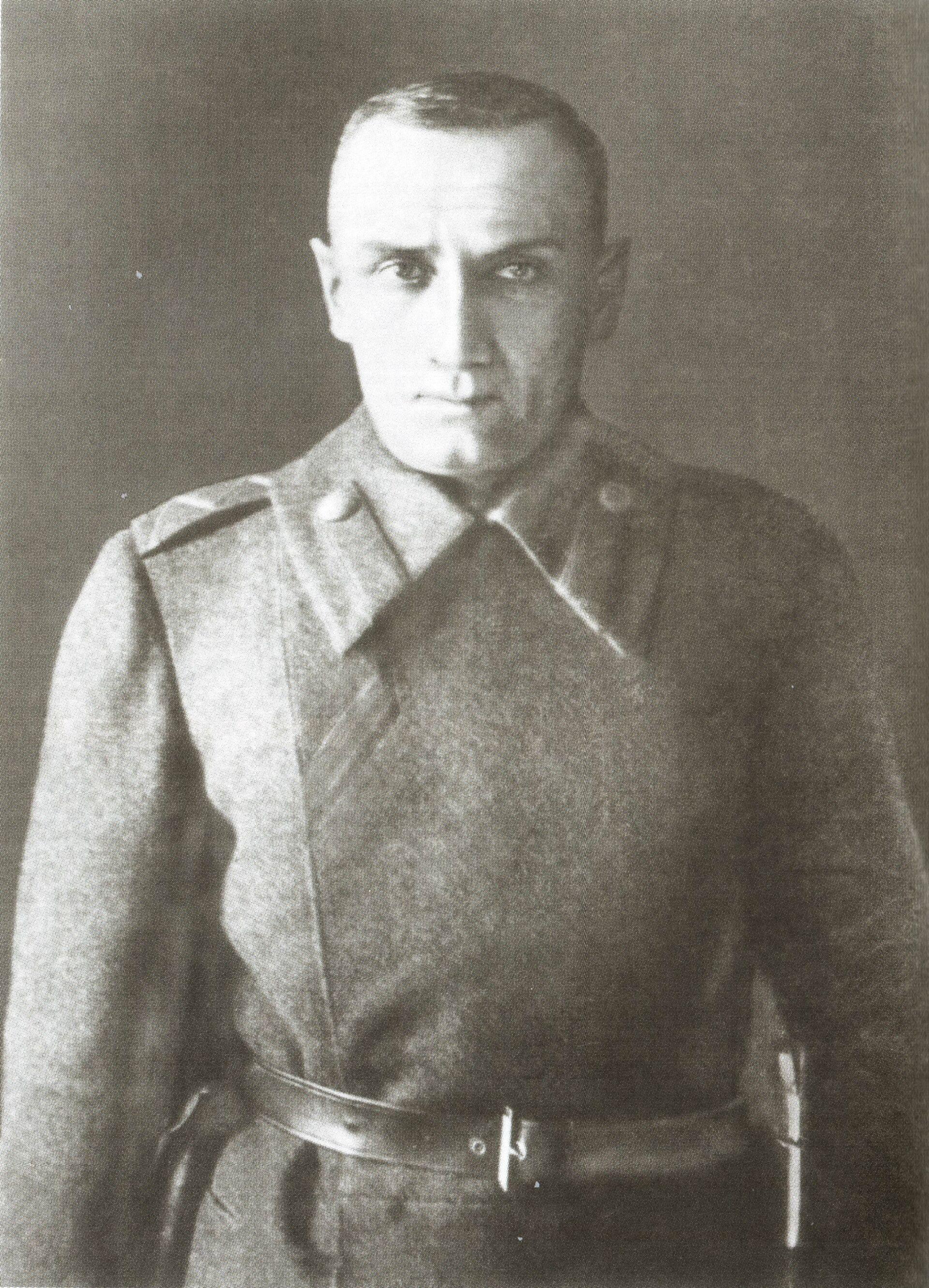 Последняя фотография Александра Колчака, сделанная после 20 января 1920 года - РИА Новости, 1920, 05.03.2021