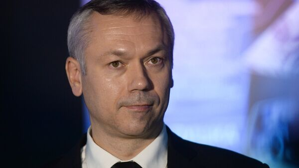 Доходы новосибирского губернатора Травникова в 2018 году удвоились