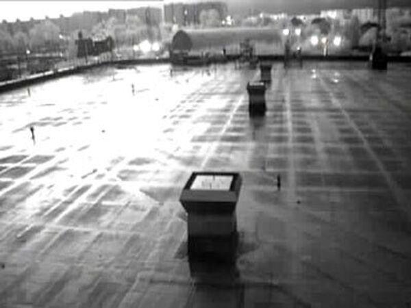 Катастрофа Боинга: видео с камер наружного наблюдения