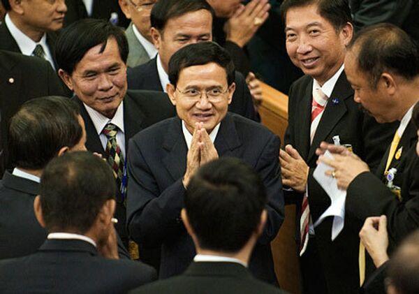 премьер-министр Таиланда Сомчай Вонгсават