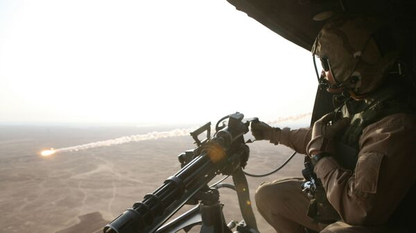 Американские военные в Ираке