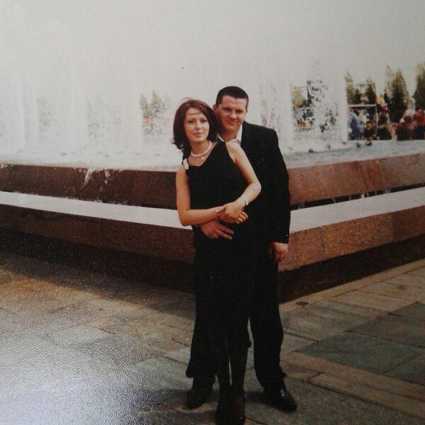 Ирина Москвитина и ее муж