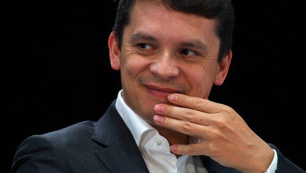 Председатель правления Фонда Сколково Игорь Дроздов. Архивное фото