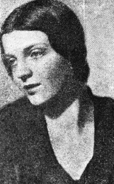 Мисс Россия 1934 года Мария Шаляпина