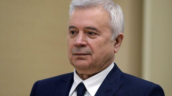 Президент ПАО Лукойл Вагит Алекперов