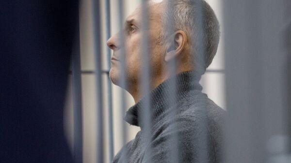 Оглашение приговора экс-губернатору Сахалинской области А.Хорошавину