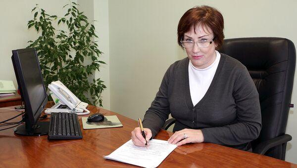 Cоветник губернатора Ямало-Ненецкого АО Ирина Сидорова
