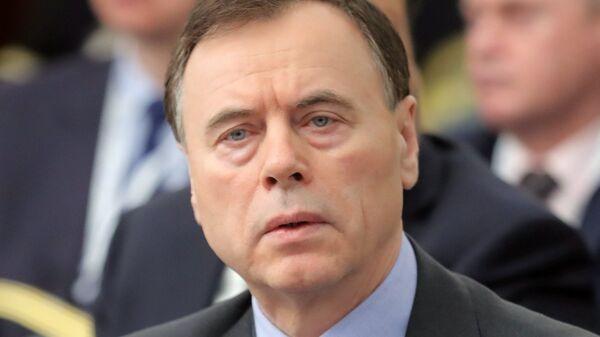 Первый заместитель генерального прокурора РФ Александр Буксман