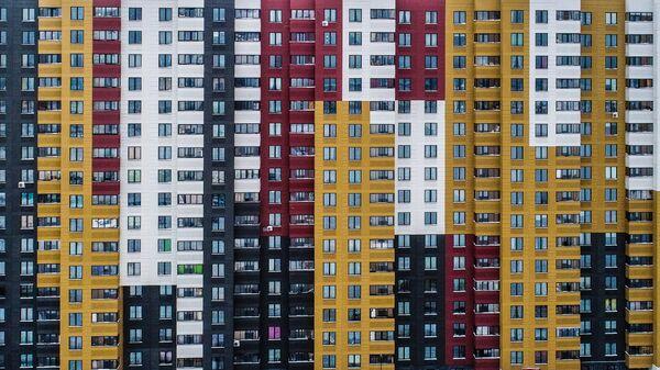 Жилой дом в Новой Москве