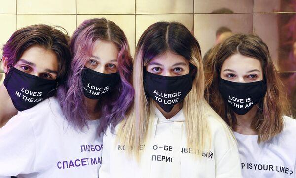 Показ коллекции Emely Arfush на Неделе моды в Киеве