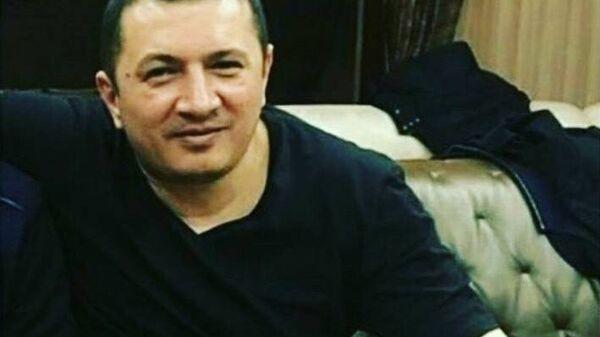 Надир Салифов (Лоту Гули), январь 2018 года, Турция