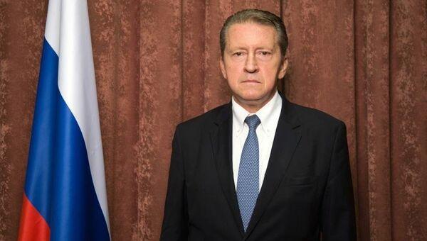 Чрезвычайный и Полномочный Посол Российской Федерации в Республике Индия Николай Кудашев