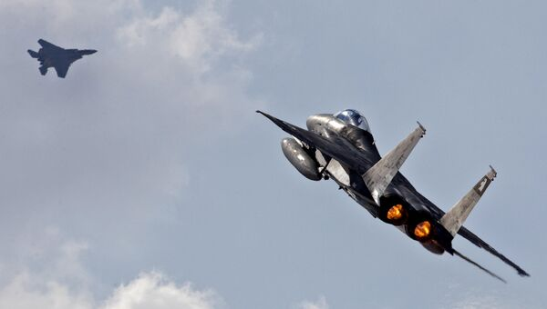 Военно-воздушные силы Израиля. архивное фото
