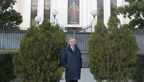 Посол РФ в Мадриде Юрий Корчагин