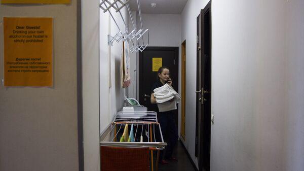 Хостел Сафари в Москве