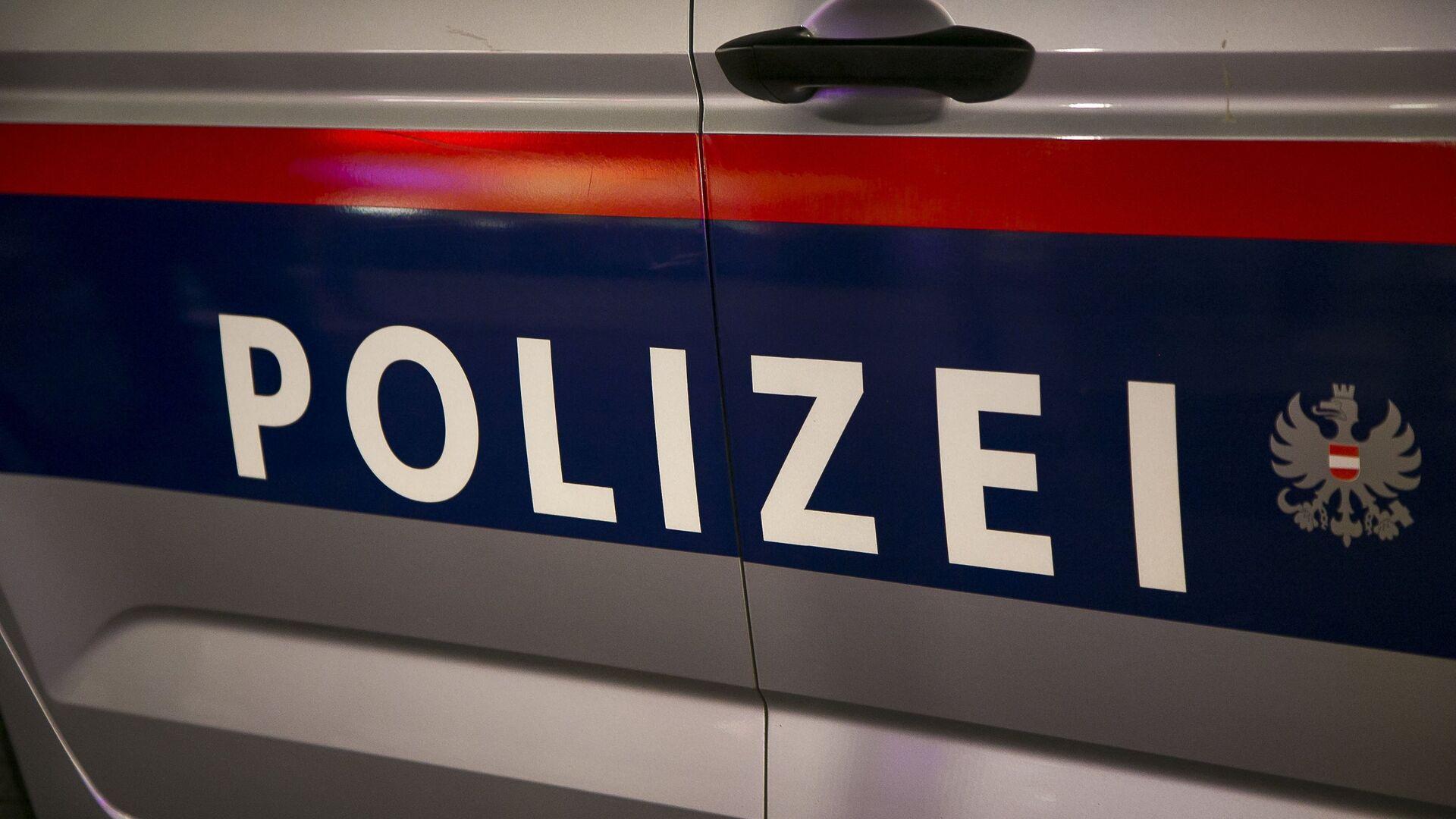 Автомобиль полиции в Австрии - РИА Новости, 1920, 06.10.2019