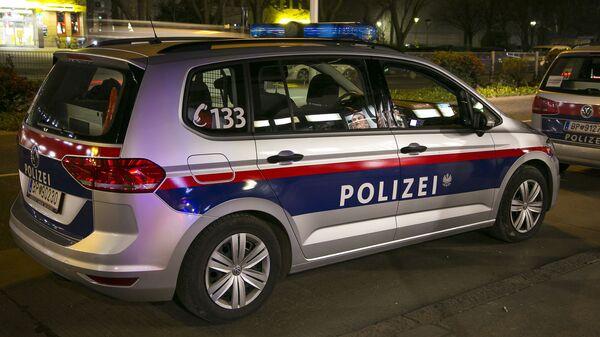 Автомобиль полиции Австрии