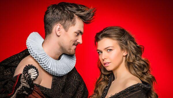 Премьера спектакля Влюбленный Шекспир на сцене театра имени Пушкина