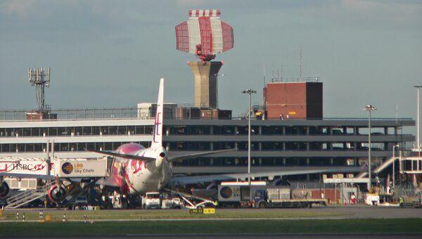 Лондонский аэропорт Хитроу. Архивное фото