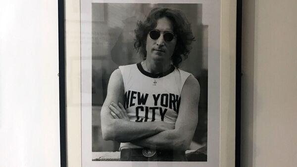 Фотография из коллекции музея The Beatles в Ливерпуле