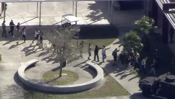 Стрельба в школе на юге Флориды
