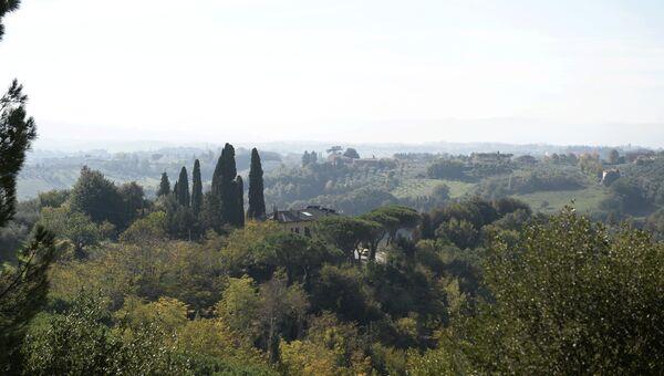 Осень в Тоскане