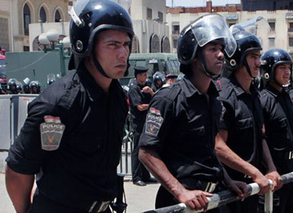 Полиция обнаружила автомобиль убийц христиан в Египте