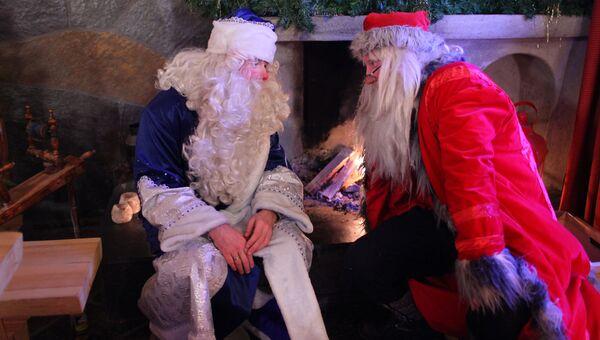 Международные игры Санта-Клаусов