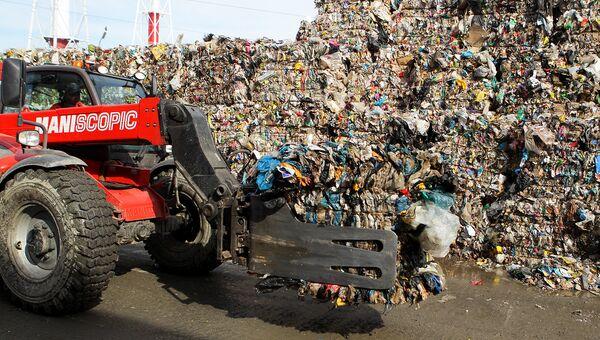 Коган: из мусора в Подмосковье можно извлекать до 30% вторсырья