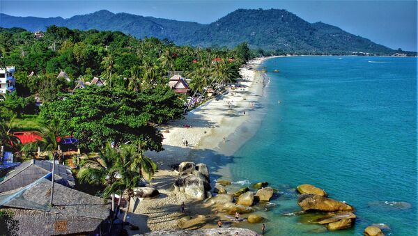 Остров Самуй в Таиланде