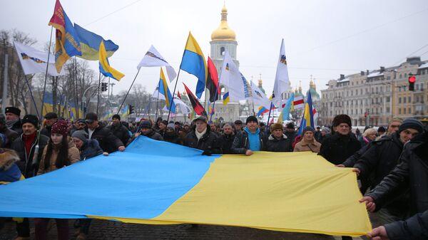 Украинский журналист предрек стране превращение в