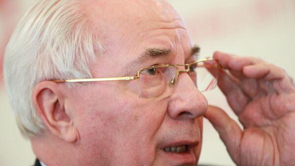 Николай Азаров. Архивное фото